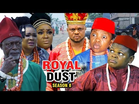 ROYAL DUST SEASON 8 - Ken Erics - New Movie - 2019 Latest Nigerian Nollywood Movie Full HD