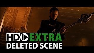 "Thor (2011) ""Loki Becomes King"" Deleted, Cutted & Alternative Scenes"