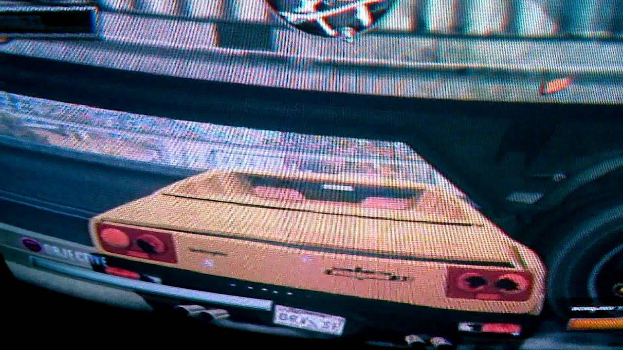 Driver:San Francisco drift money trick (PS4)
