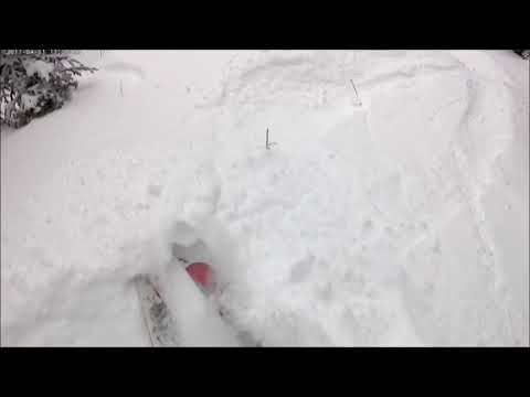 Cannon Mountain Powder Day - January 5th, 2018