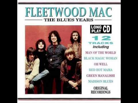 Fleetwood Mac, the blues years(Peter Green) - Rattlesnake Sh