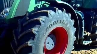 Tractor Fendt 924 vario + transportadora 1