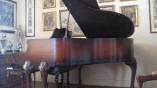 Mason  & Hamlin AMPICO repro. piano plays Sampson & Delilah
