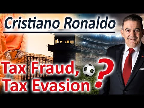 What you can learn from Cristiano Ronaldo's Tax Fraud & Tax Evasion Case