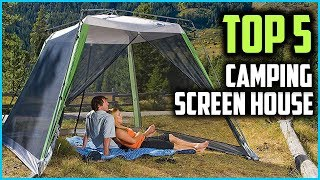 Best Camping Screen House  in …