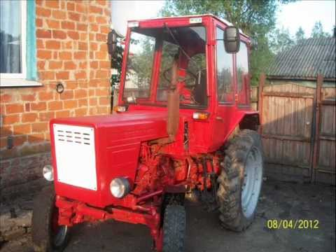 Картофелесажалка для трактора т 25, МТЗ 80 - YouTube