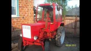 Ремонт трактора Т 25(, 2013-01-08T16:21:58.000Z)