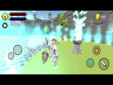 Castle Defense Knight Fight - Android Gameplay HD
