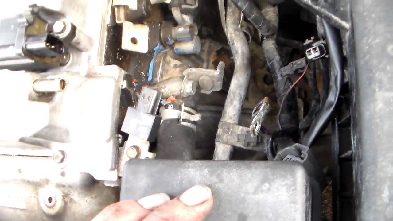 Wiring Diagram Mazda Protege Thermostat Replacement Youtube