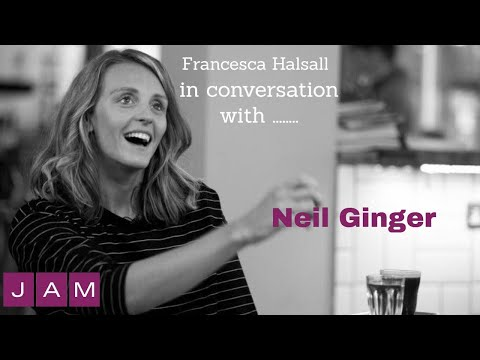 Fran Halsall in conversation with Neil Ginger