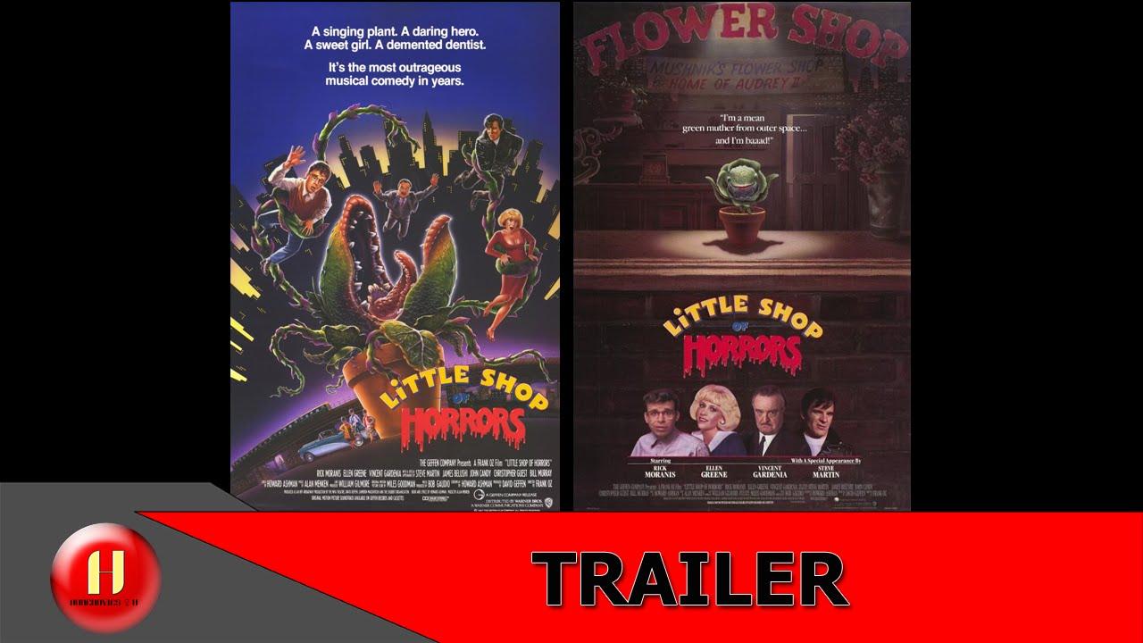 Photo of บิล เมอร์เรย์ ภาพยนตร์ – Little Shop of Horrors [1986] (Trailer)