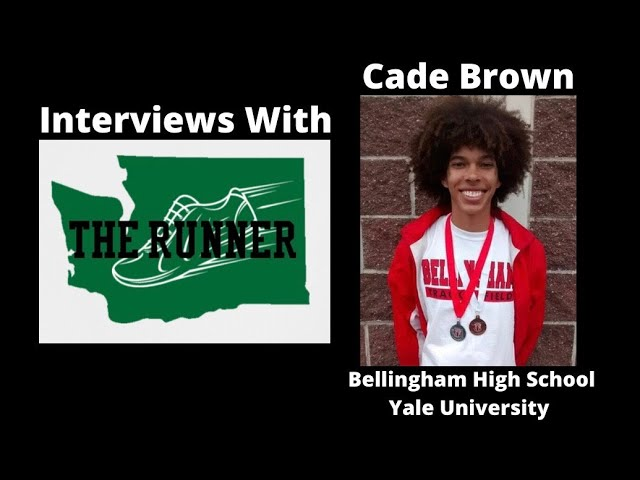 Interviews with The Runner WA: Cade Brown