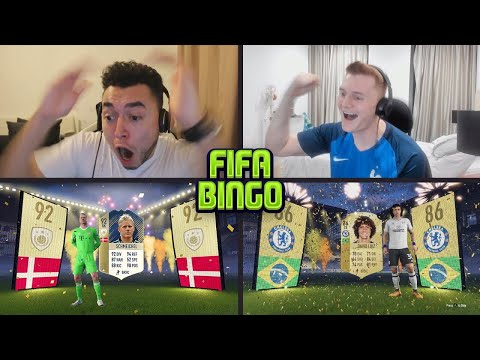 YOU WON'T BELIEVE THIS 😱 PRIME ICON IN FIFA BINGO vs CapGunTom 🔥 (FIFA 18 FIFA BINGO)