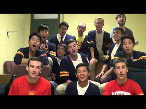 For the Longest Time - A Capella Cover by All the Queen's Men - Queen's University