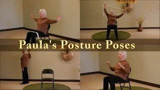(15-min) Posture Straightener Yoga Series with Paula Montalvo