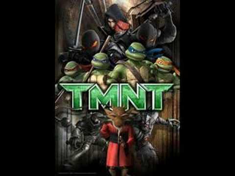 TMNT Movie Theme YouTube