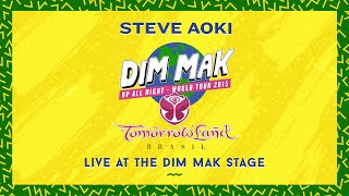 Download Steve Aoki - Live at the Dim Mak Stage - Tomorrowland Brasil 2015 (Audio) MP3 song and Music Video