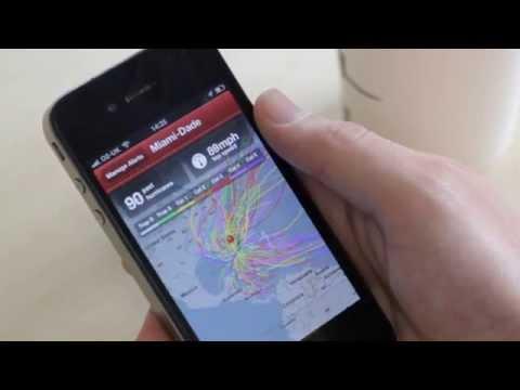 Hurricane Tracker App Tutuorial