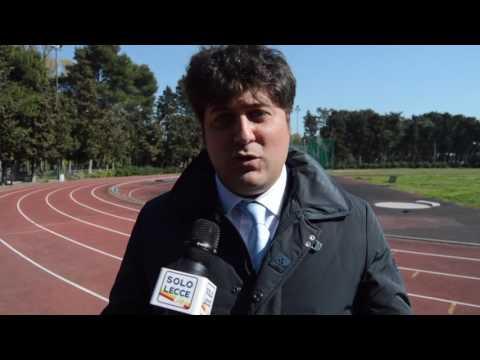Il candidato nel pallone - Intervista a Mauro Giliberti