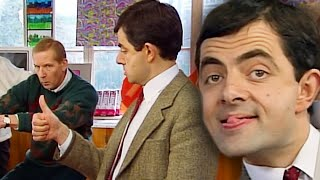 Bean The ARTIST | Funny Clips | Mr Bean Official
