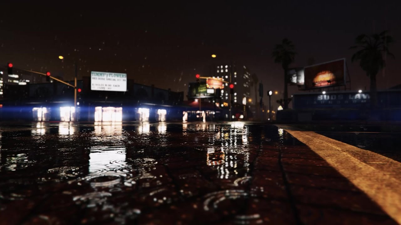 Grand Theft Auto 5 - Live Wallpaper #1