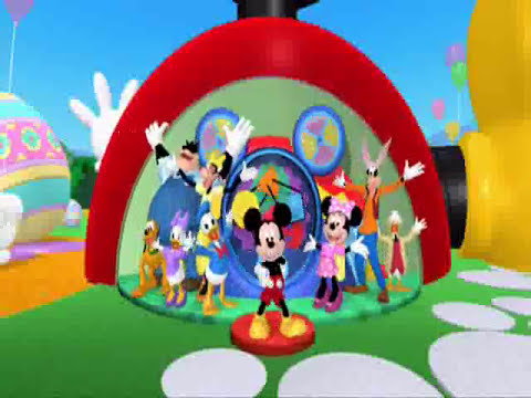Mickey mouse clubhouse hot dog song french chanson en fran 231 ais