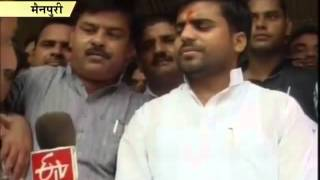 After winning Mainpuri seat, Tej Pratap Singh promises all-round development