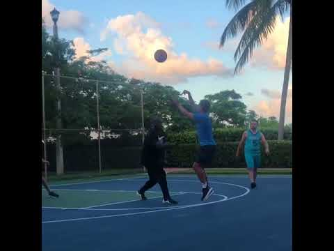 Antoine Griezman Playing  Basketball