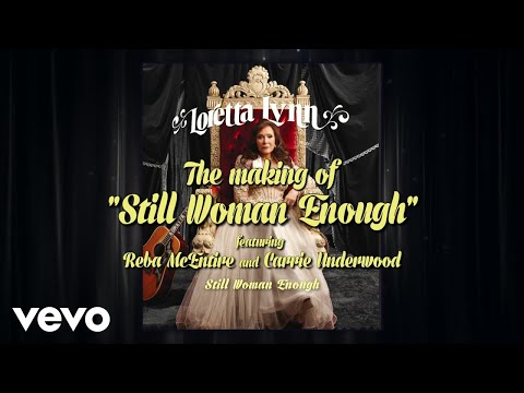 Loretta Lynn, Reba McEntire, Carrie Underwood – Behind Scenes 'Still Woman Enough' preview image