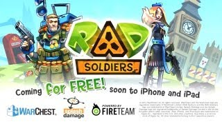 Official RAD Soldier - A Combat Cocktail Trailer