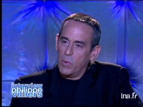 Interview Philippe De Villiers de Gérard De Villiers - Archive INA