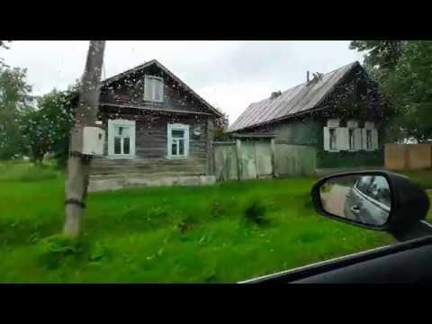 Поездка в Осташков июнь 2019 Тверская область
