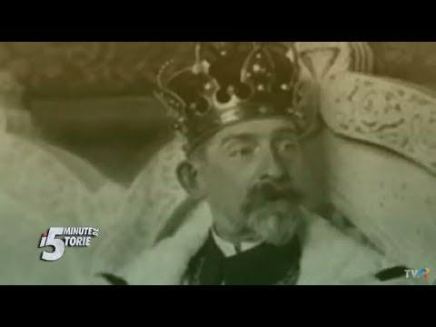 România Mare - Primul Centenar:  5 minute de istorie - Regele Ferdinand