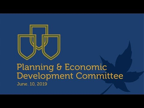 Town of Lincoln | Planning & Economic Development Committee - 2019-06-10