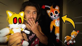 (ACTUALLY WORKED) DONT SUMMON THE TAILS DOLL CURSE AT 3AM OR THE TAILS DOLL WILL APPEAR! ( ...
