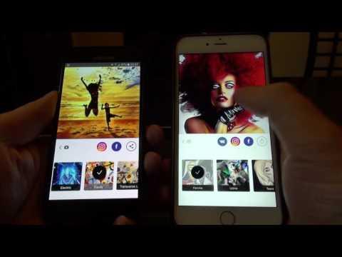 редактор фото на андроид как на айфон скачать