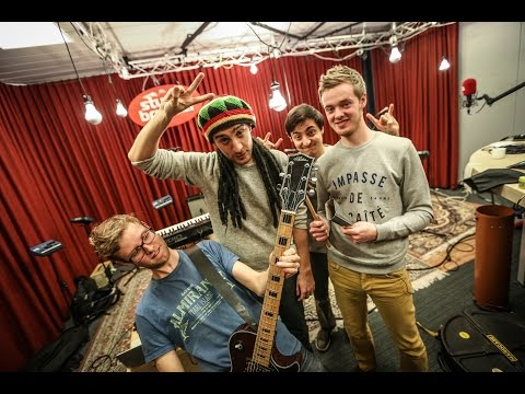 Studio Brussel: Five Days - Iron Lion Zion (Bob Marley cover)