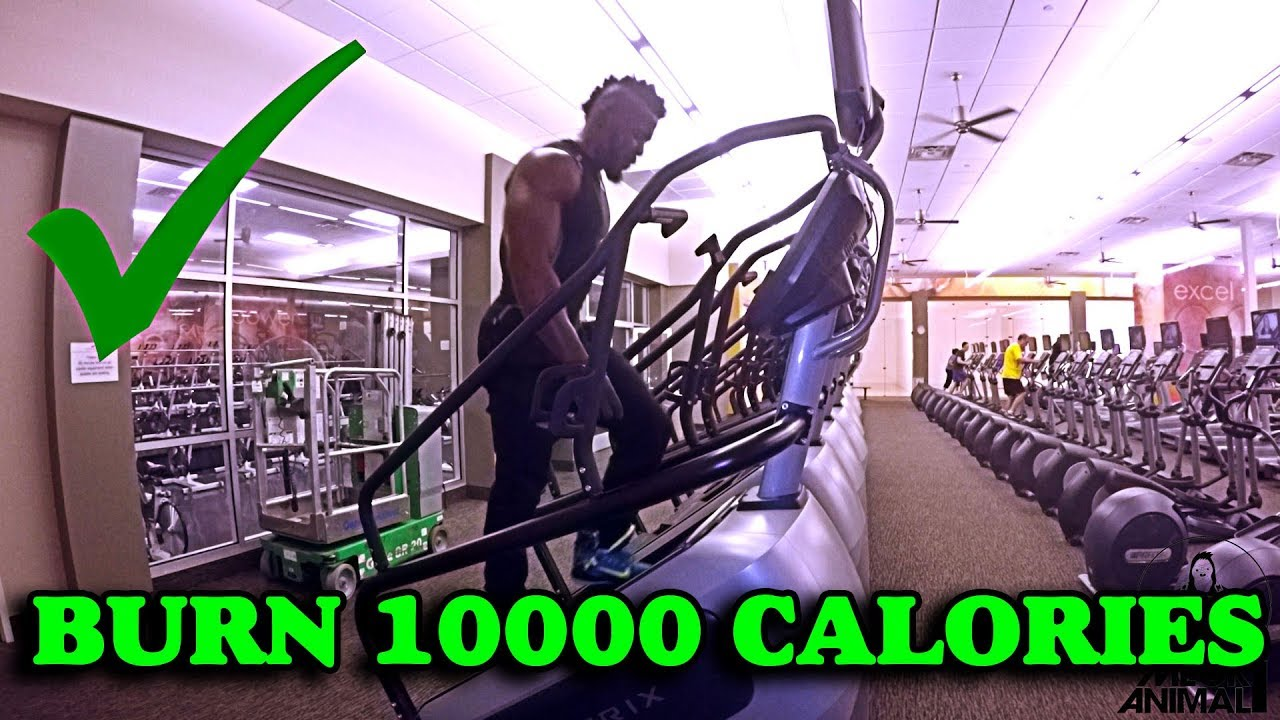 How To Use A Stair Master Burn 100 X More Calories Youtube