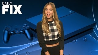 ps4 pro releasing 2016 according to new source ign daily fix