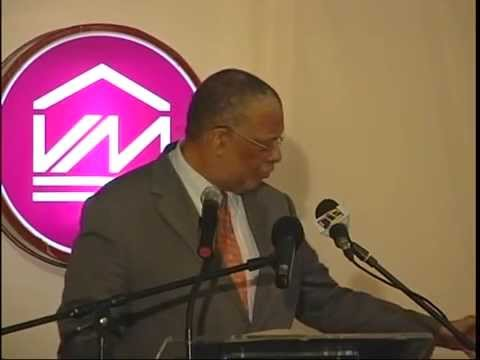 Victoria Mutual Building Society's (VMBS) Inaugural Economic Forum