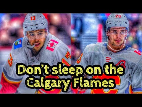 Will The Calgary Flames Be A Playoff Team Next Season?
