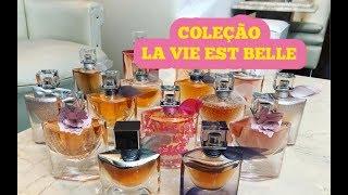 Minha Coleção de Perfumes La vie est belle | Huge La vie est belle Collection