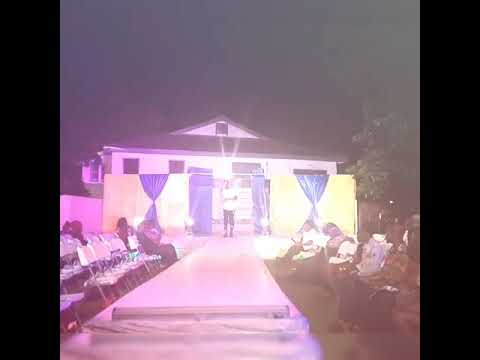 """Kobbywest-""""All about you & Why""""(Accra Technical University 2018 fashion show performance)"""