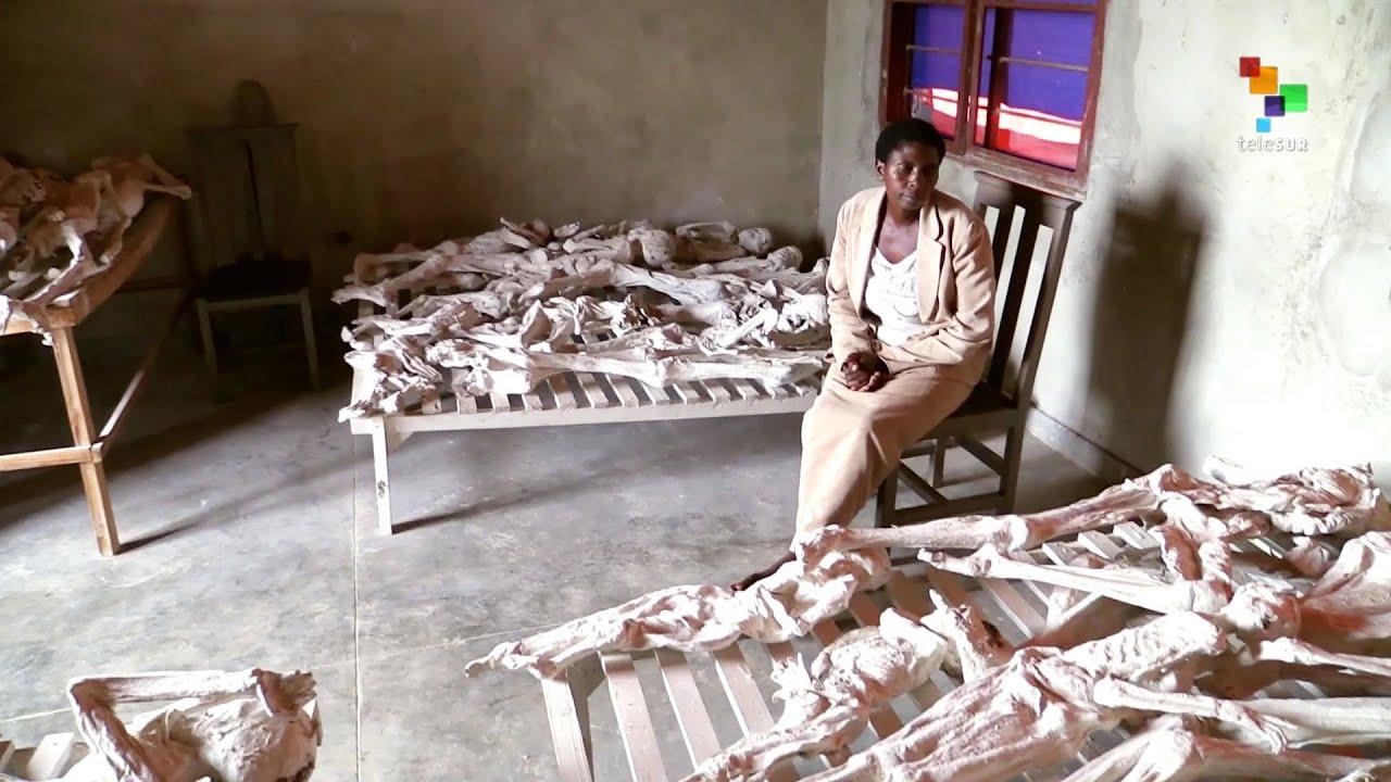 Ruanda, 20 años después del infierno - YouTube
