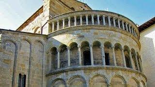 Travel italy - la serena and arezzo