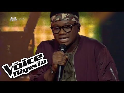"Download Wilson - ""Joy""/ Live Show/ The Voice Nigeria Season 2"