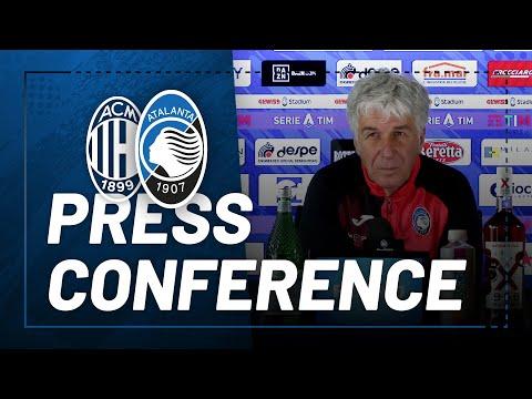 19ª #SerieATIM | Milan-Atalanta | La conferenza stampa di Gian Piero Gasperini