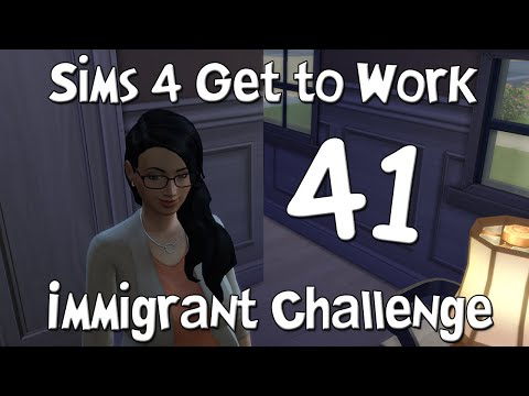 The Sims 4 Immigrant Challenge 41: Finale