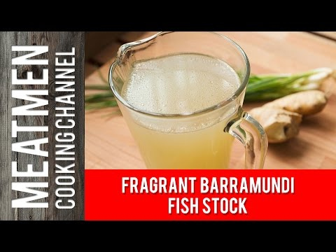 Fragrant Barramundi Fish Stock