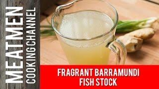 Fragrant Barramundi Fish Stock